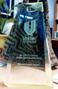 The Award (1)