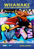 thumbnail_Whanake - The Pacific Journal of Community Development 2(1)-1