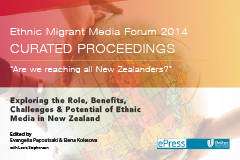 Ethnic Migrant Media Forum 2014: Curated Proceedings