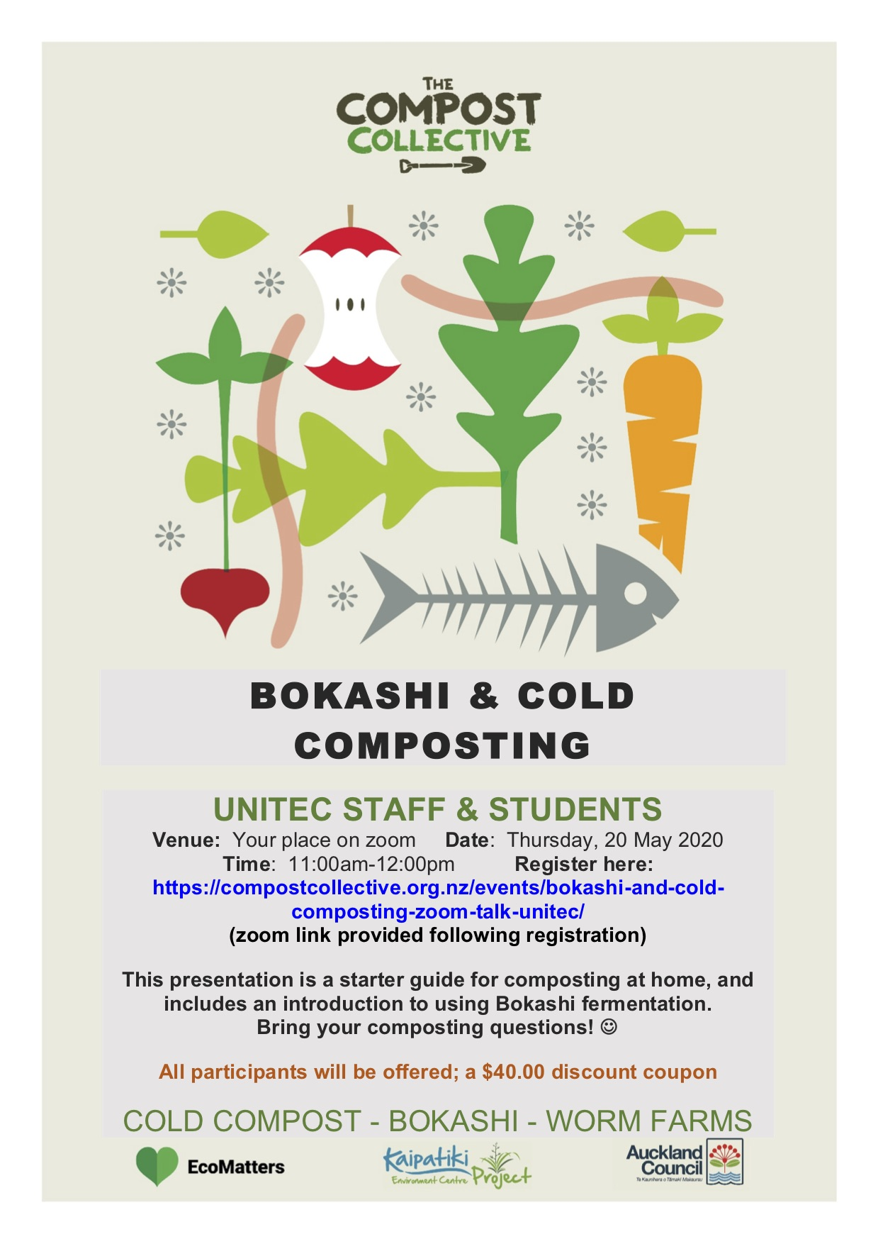 Event: how to garden during COVID-19