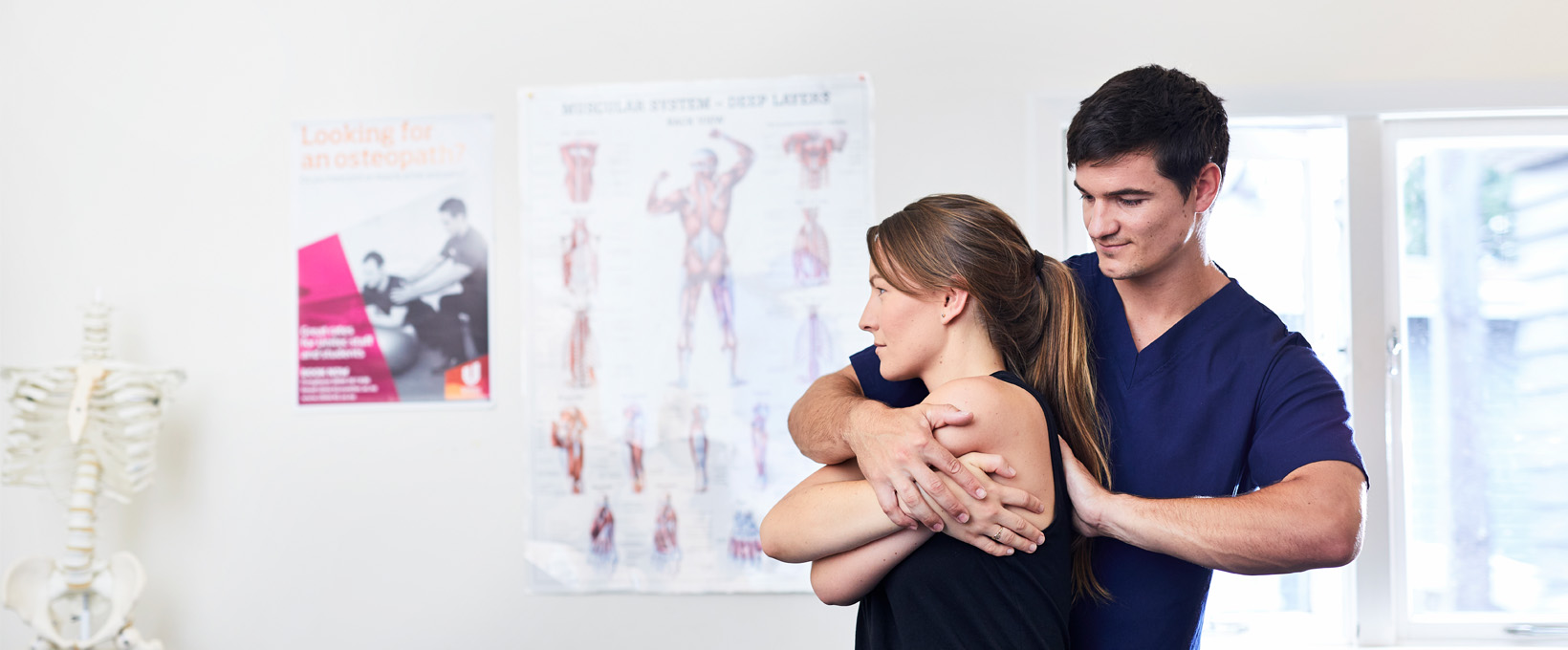 Train to be an Osteopath | Courses | Unitec