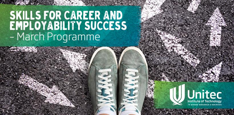 Career & Employability Workshops March 2021