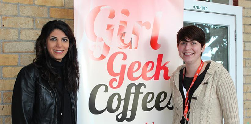 Girl Geek Coffees