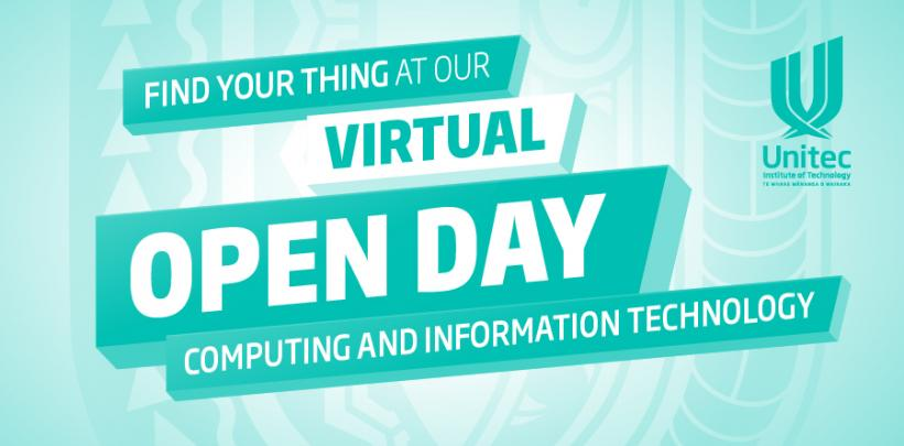 Computing and Information Technology - Virtual Open Day