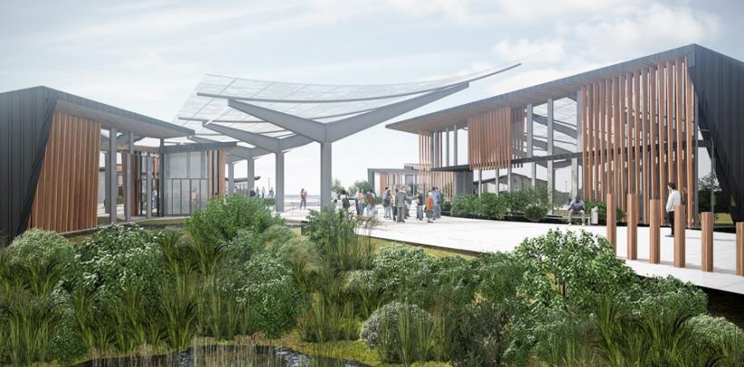 Unitec students re-design Whangarei waterfront