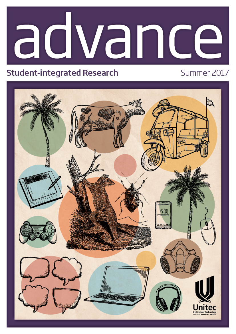 Advance Magazine Summer Issue 2017 Cover