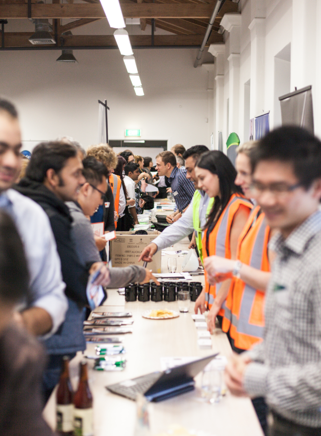 Unitec's Industry Connect are the career expos you want to be at