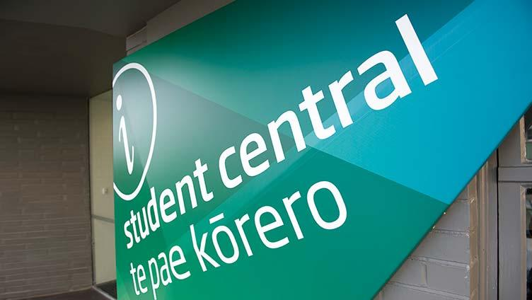 Image of Student Central