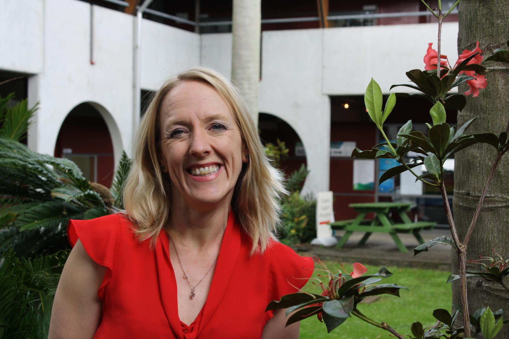 Abestos research team at Unitec is led by Terri-Ann Berry Senior Lecturer in Civil Engineering at Unitec