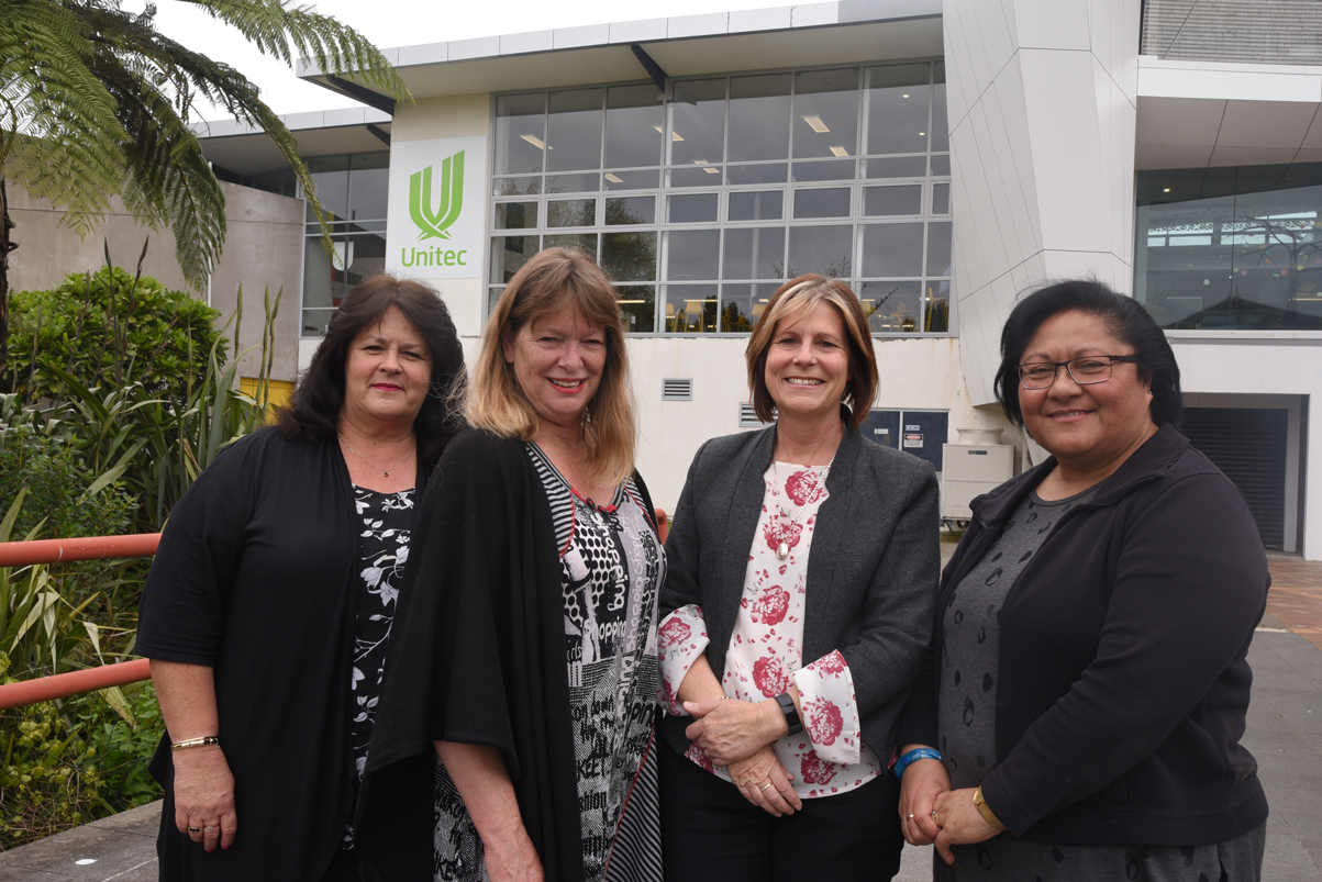Unitec Disability Support Services team