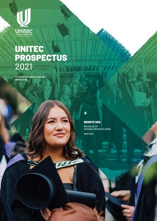 Download our 2021 Prospectus from Unitec