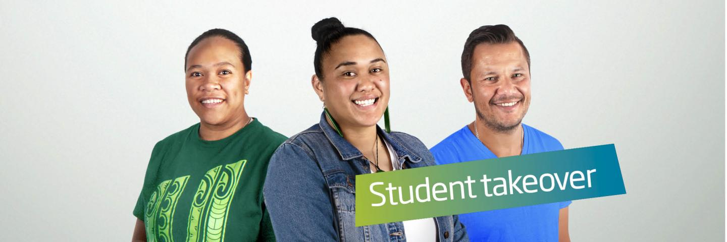 Ask our Unitec Student Council members anything!