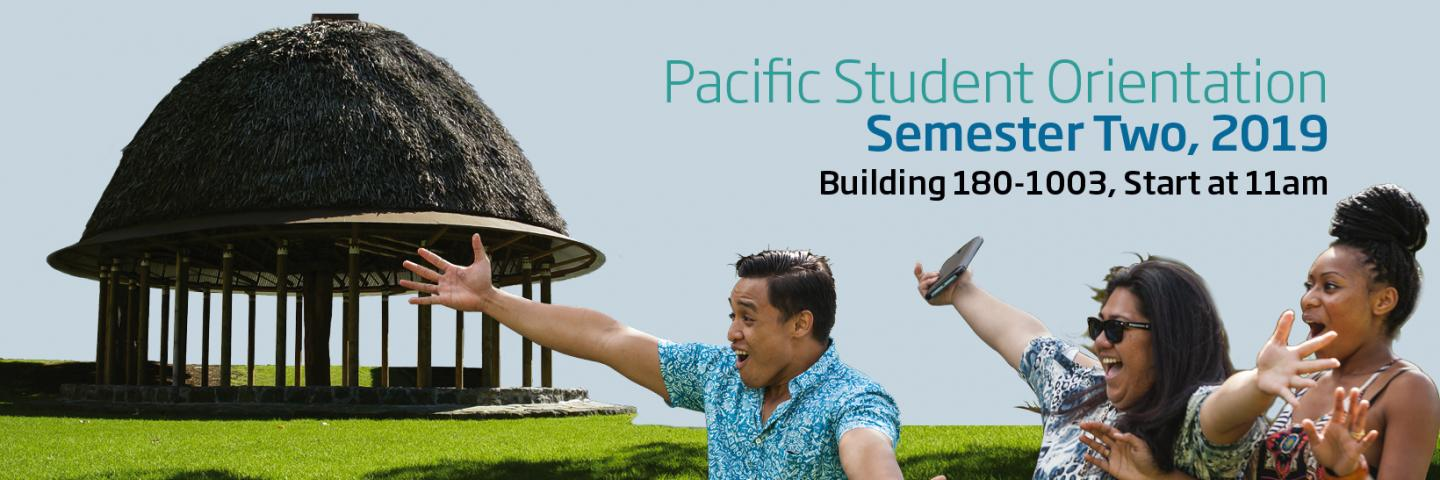 Are you a new Pacific student at Unitec? Come to our Pacific student Orientation, with friendly staff to help you out!