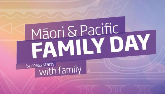 Māori and Pacific family day