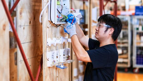 You can study Electrical and Electronics Engineering at Unitec