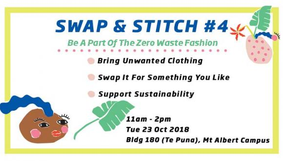 Clothes swap event