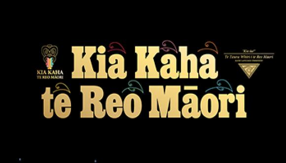 Come to our Māori Language Week events!