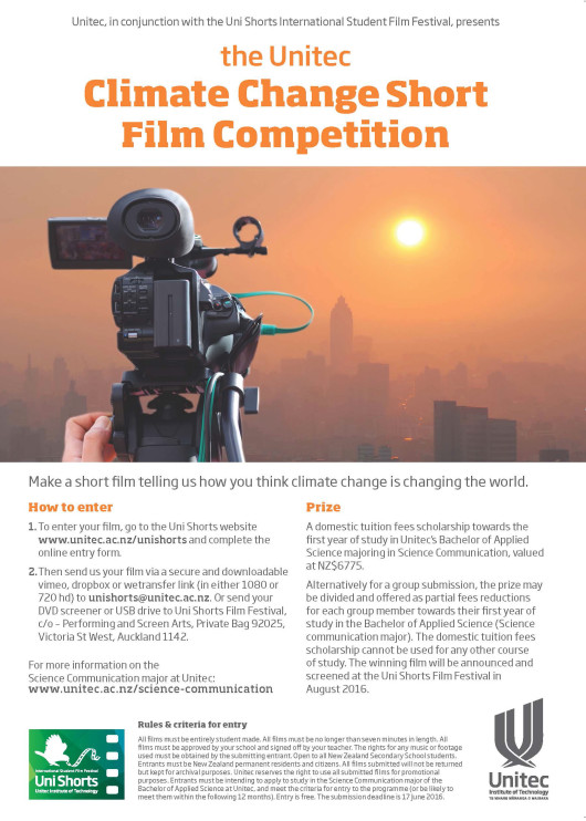 DS160_PRINT short film Competition flyer A5