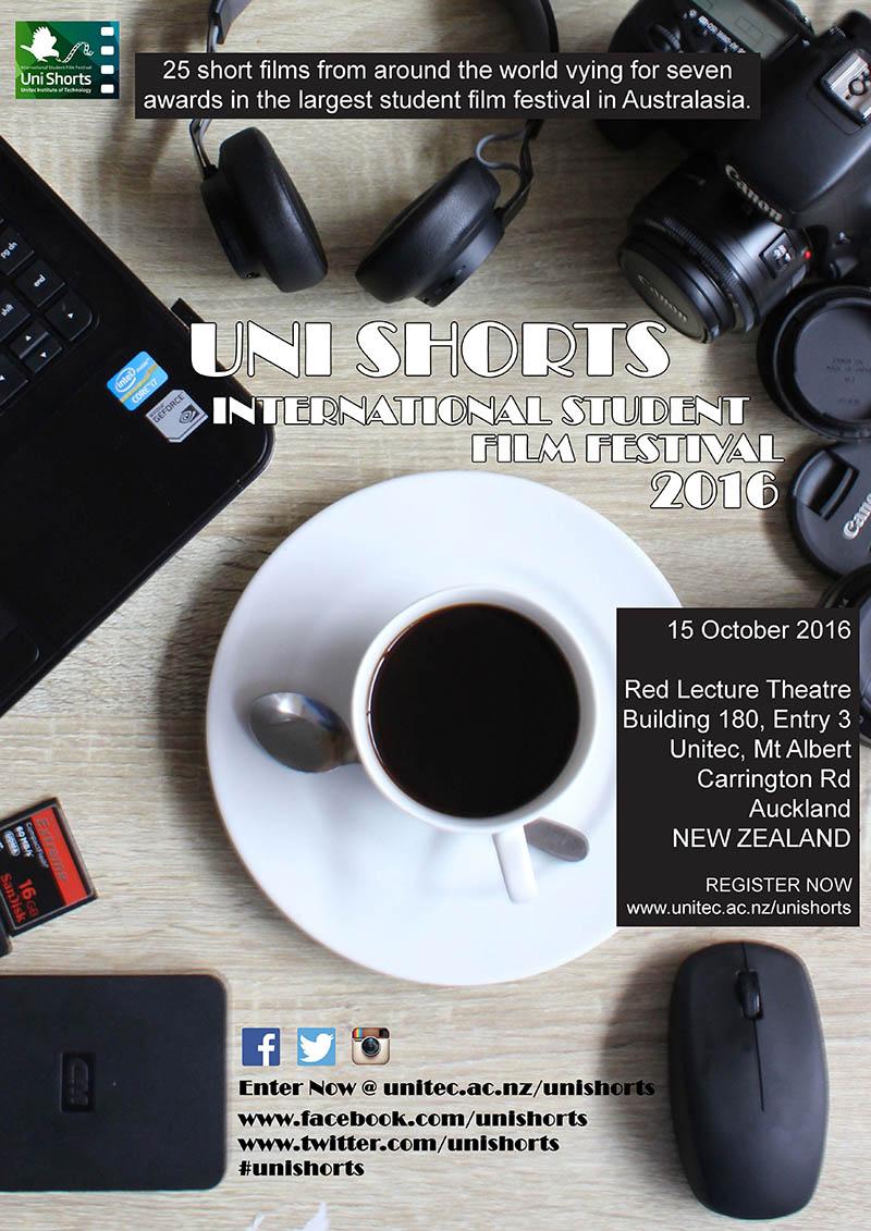 Film School Uni Shorts Film Festival